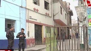La Victoria: policía exige DNI para ingresar al Cerro San Cosme