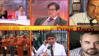 """Ciro Maguiña: """"Doctor Bonilla no debe confluir el tema político con salud pública"""""""