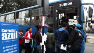 Corredor Azul: Municipalidad de Barranco se opone a instalación de paradero final