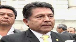 """Ramos Heredia presentará acción de amparo para """"revertir"""" su destitución"""