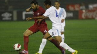 Bloque Deportivo: Perú venció 1-0 a Guatemala en Matute