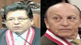Piden levantar secreto bancario de fiscales supremos por Caso Áncash