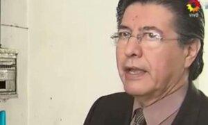 Cónsul peruano en Argentina niega haberse beneficiado con diferencia cambiaria