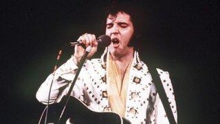 Elvis Presley: se cumplen 38 años sin el 'Rey del Rock'
