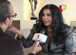 María Conchita Alonso en Lima: cantante ofrecerá un show este viernes