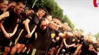 Panamericana Running: miembros del Ejército también participaron en la gran final