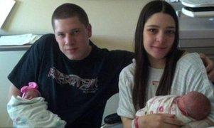 EEUU: mujer alumbra a gemelos sin saber que estaba embarazada