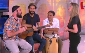 'Joe Pecado': Bruno Macher de Sabor y Control estrena película y lanza disco