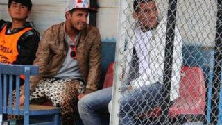 """Reimond Manco y su pantalón """"animal print"""" de tigre desatan comentarios en las redes"""