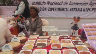 FOTOS: INIA realizó el Día de Campo y Primer Concurso Gastronómico de la Quinua