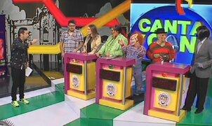 Enemigos Públicos: el Canta y Gana con canciones de Pedro Suárez Vértiz