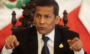 Critican a Ollanta Humala por oponerse a aumento de sueldo del titular del BCR