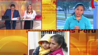 Desesperada madre solicita ayuda para su hijo que sufre de leucemia