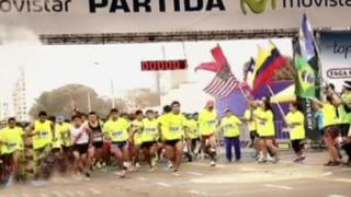 Panamericana Running: conoce a los atletas que brillaron con luz propia en la 5k