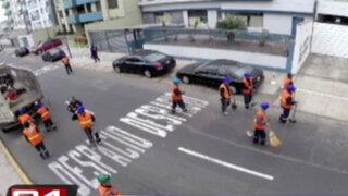 Miraflores: cierran tramo de Av. Ricardo Palma por remodelaciones