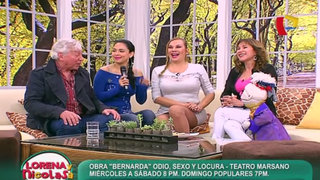 Osvaldo Cattone nos cuenta detalles de la obra 'Bernarda: odio, sexo y locura'