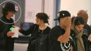 Espectáculo internacional: Selena Gómez y Orlando Bloom captados en Los Ángeles
