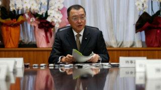 Escándalo en Japón: ministro gastó fondos públicos en conocido bar sadomasoquista