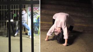 Broma de El Exorcista: mira la terrorífica cámara escondida que es viral