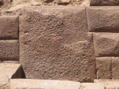 Investigadores encuentran en Huancavelica una piedra inca de 13 ángulos