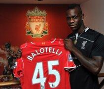 Club Liverpool estaría evaluando rescindir contrato de Mario Balotelli
