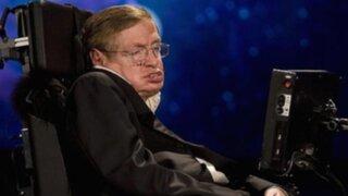 Stephen Hawking y sus 3 teorías sobre el fin de la humanidad