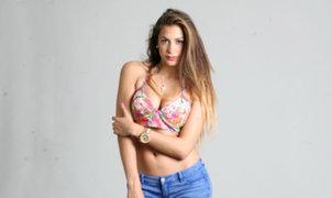 Milett Figueroa reafirma que fue grabada sin su consentimiento