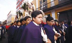 Fidelidad Morada: conozca la historia del hábito usado en honor al Cristo Moreno