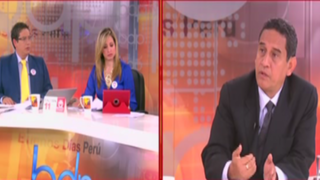 "Mesías Guevara ""Fiscal Ramos pone 'trabas' para no asistir a comisión caso Áncash"""