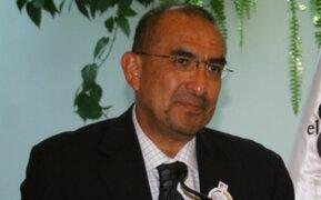 Oncólogo Elmer Huerta descarta tener un tumor en el colon