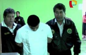 San Miguel: capturan a uno de los integrantes de banda 'Rápidos y Furiosos'