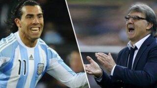 Vuelve el 'Apache': Tévez fue convocado por Argentina después de 3 años