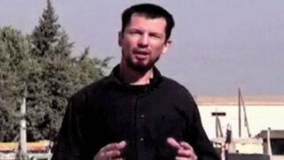 Siria: Estado Islámico utiliza a periodista rehén para difundir video propagandístico