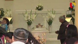SJM: velan restos de mujer que fue asesinada frete a sus cinco hijos
