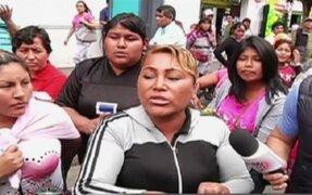 Gamarra bajo la lupa: ambulantes anuncian protesta tras reordenamiento