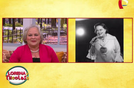 Teresa Fuller realiza un merecido homenaje a la gran Chabuca Granda