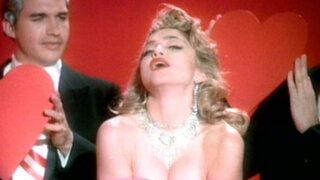 Cantante Madonna entregó su traje artístico más icónico a una gran subasta