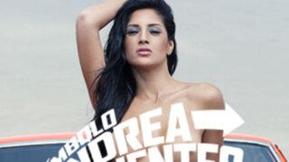 FOTOS: Andrea Cifuentes realiza atrevido desnudo para Soho Perú