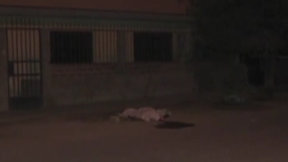 Sicarios acribillaron a sujeto en una desolada zona de SJL