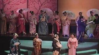 Temporada de ópera: asociación Romanza presenta 'Madame Butterfly'