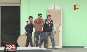 Capturan a sujeto que estafaba con cheques y vouchers falsos en Miraflores