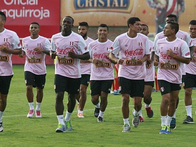 Selección peruana: estos son los convocados locales para enfrentar a Chile
