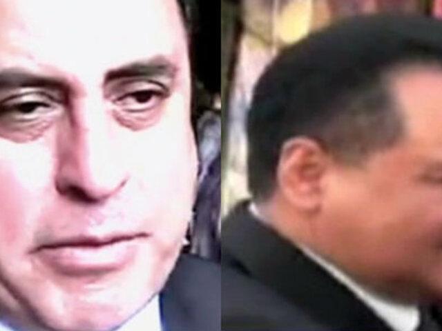 Huánuco: prisión preventiva para candidato Luis Picón y ex alcalde Koko Giles