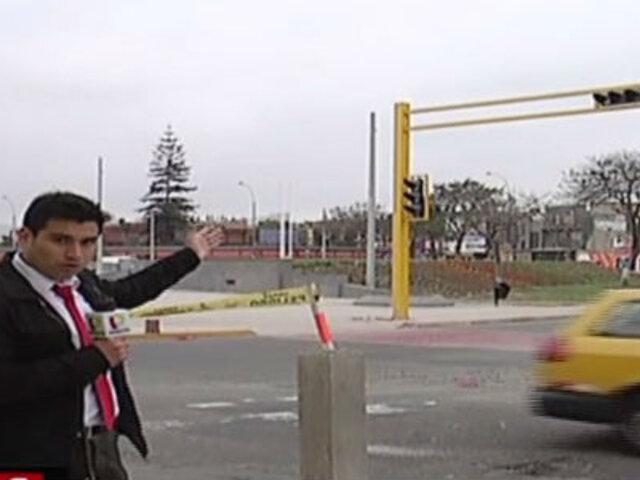 Obras siguen inconclusas en Plaza de la Bandera inaugurada por alcaldesa