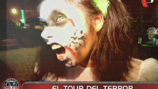 La Granja Villa: Enemigos Públicos presente en el Festival del Terror