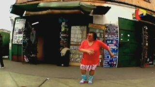 El reto de la salsa: Bailando al ritmo de 'La Abuelita' de los cómicos ambulantes