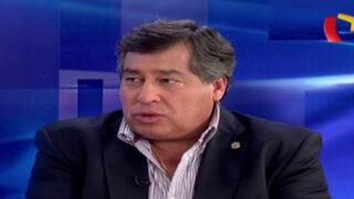 "Constitucionalista Aníbal Quiroga: ""Anulación de fallos del TC sería aberración jurídica"""