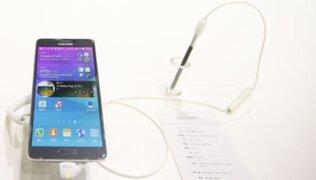 Tendencias en Línea: Galaxy Note 4 ya está a la venta en nuestro país