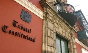 Sociedad Nacional de Radio y Televisión expresa preocupación ante el TC por revisión de sentencias firmes