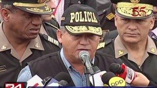 Ministro Urresti entregó Av. Aviación sin ambulantes a Susana Villarán